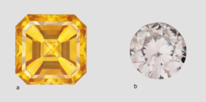 FIRST SYNTHETIC DIAMONDS BROUGHT TO LFG