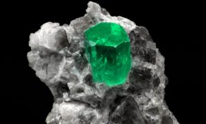 17th Conference of the LFG: Colombian Emeralds