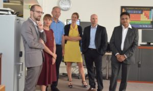 THE RJC BOARD TO VISIT THE FRENCH GEMMOLOGY LABORATORY