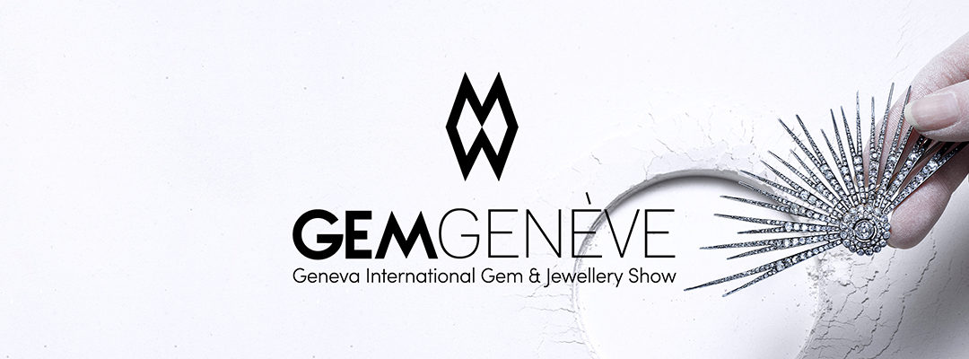 Come to visit us at GEMGENEVE exhibition