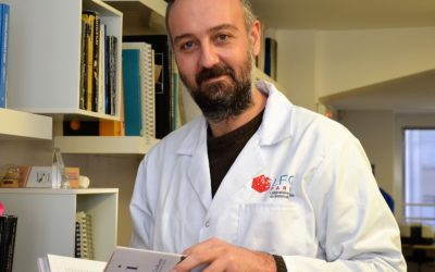DR. STEFANOS KARAMPELAS JOINS THE FRENCH GEMMOLOGY LABORATORY TEAM